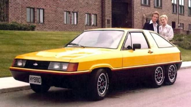 The Best and Most Memorable Concept Cars of the 1980s