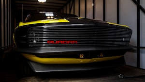 Cyberpunk 2077 Mustang 2