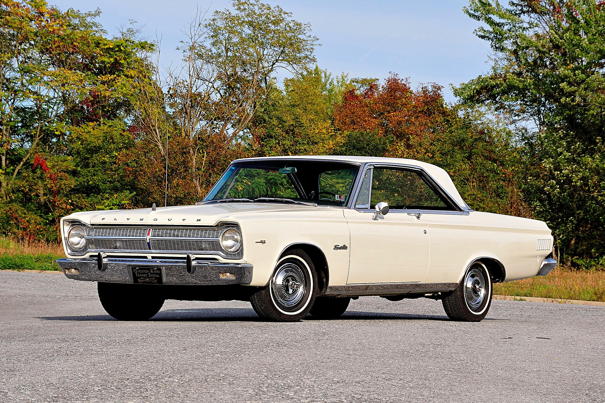 A Wedge Powered 1965 Plymouth Satellite Resurrected As A