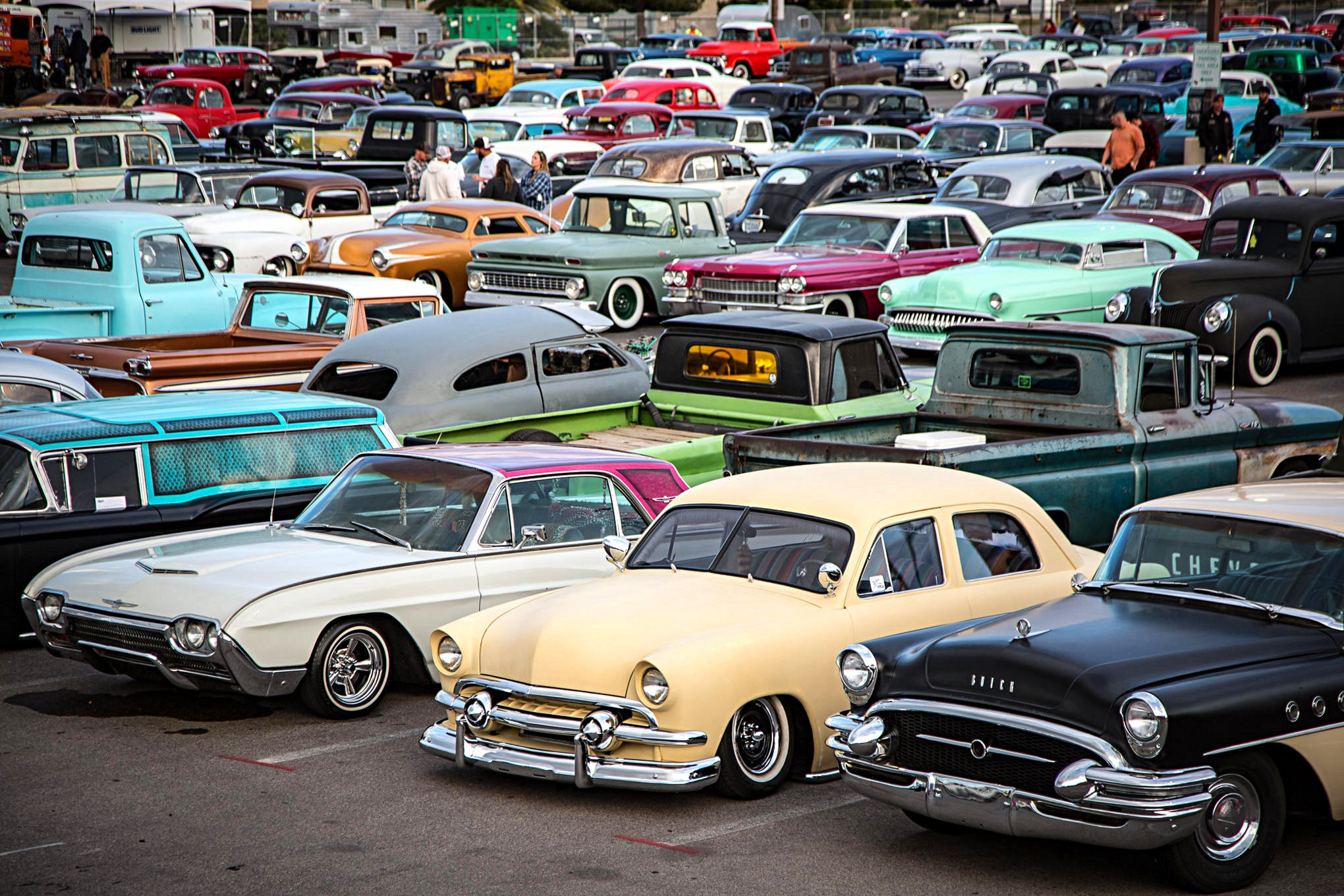 The Best Photos From Viva Las Vegas Automobile Magazine - Car show in vegas today