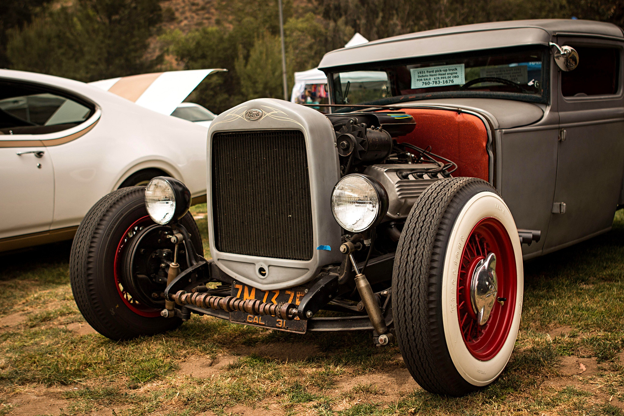 PreWar Cars From The Fallbrook Car Show Automobile Magazine - San diego lowrider car show 2018