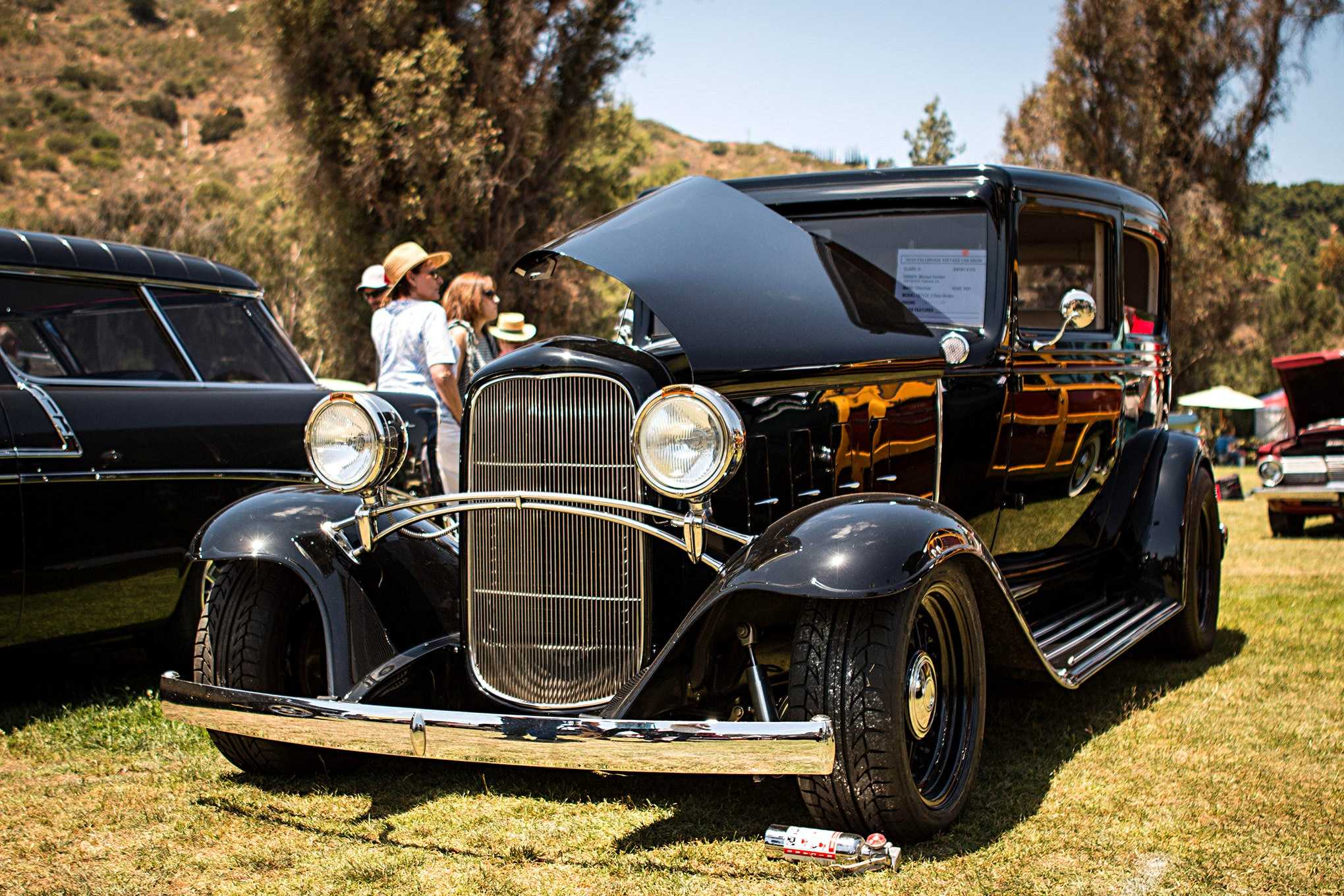 pre war cars from the 2018 fallbrook car show automobile. Black Bedroom Furniture Sets. Home Design Ideas