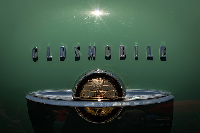 The Badges and Hood Ornaments of the 2018 Fallbrook Car Show