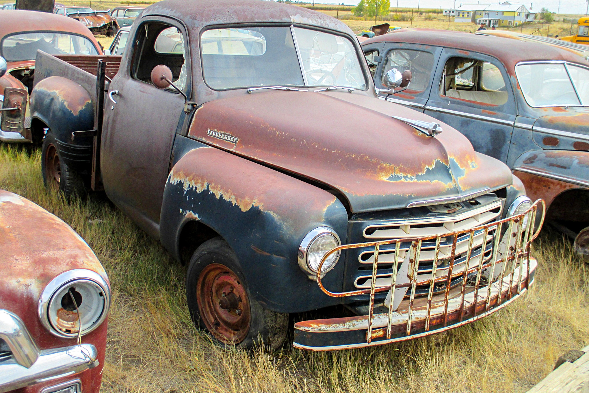 A Photo Tour of the Junkyard Trove Known as Rustless in Montana