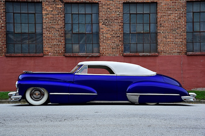 01 1947 Cadillac Convertible Anderson