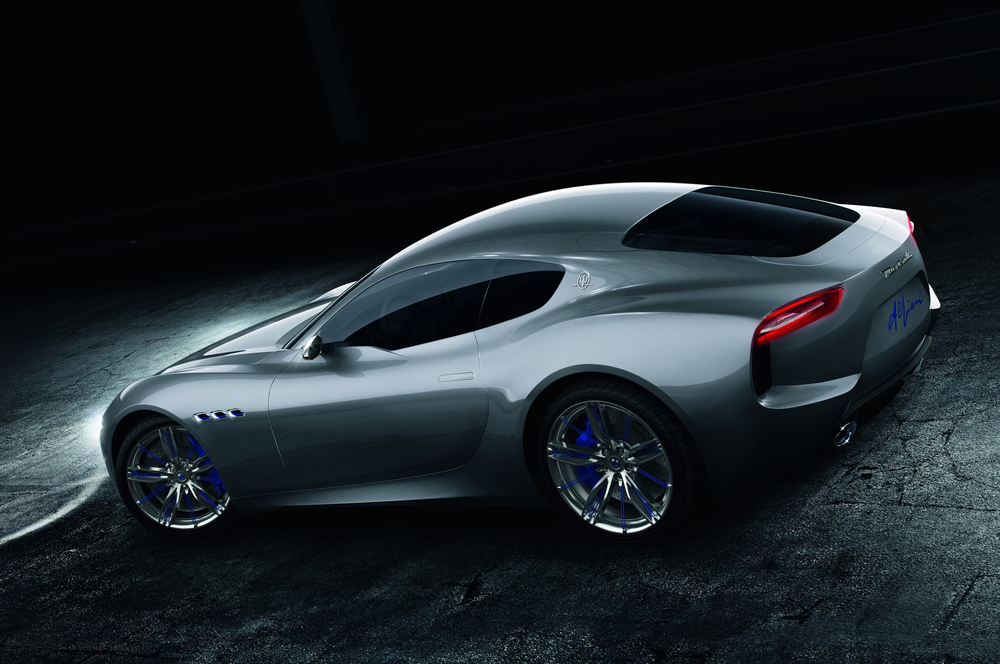 Maserati Alfieri Release Date >> The Production Maserati Alfieri Is Coming One Year From Now