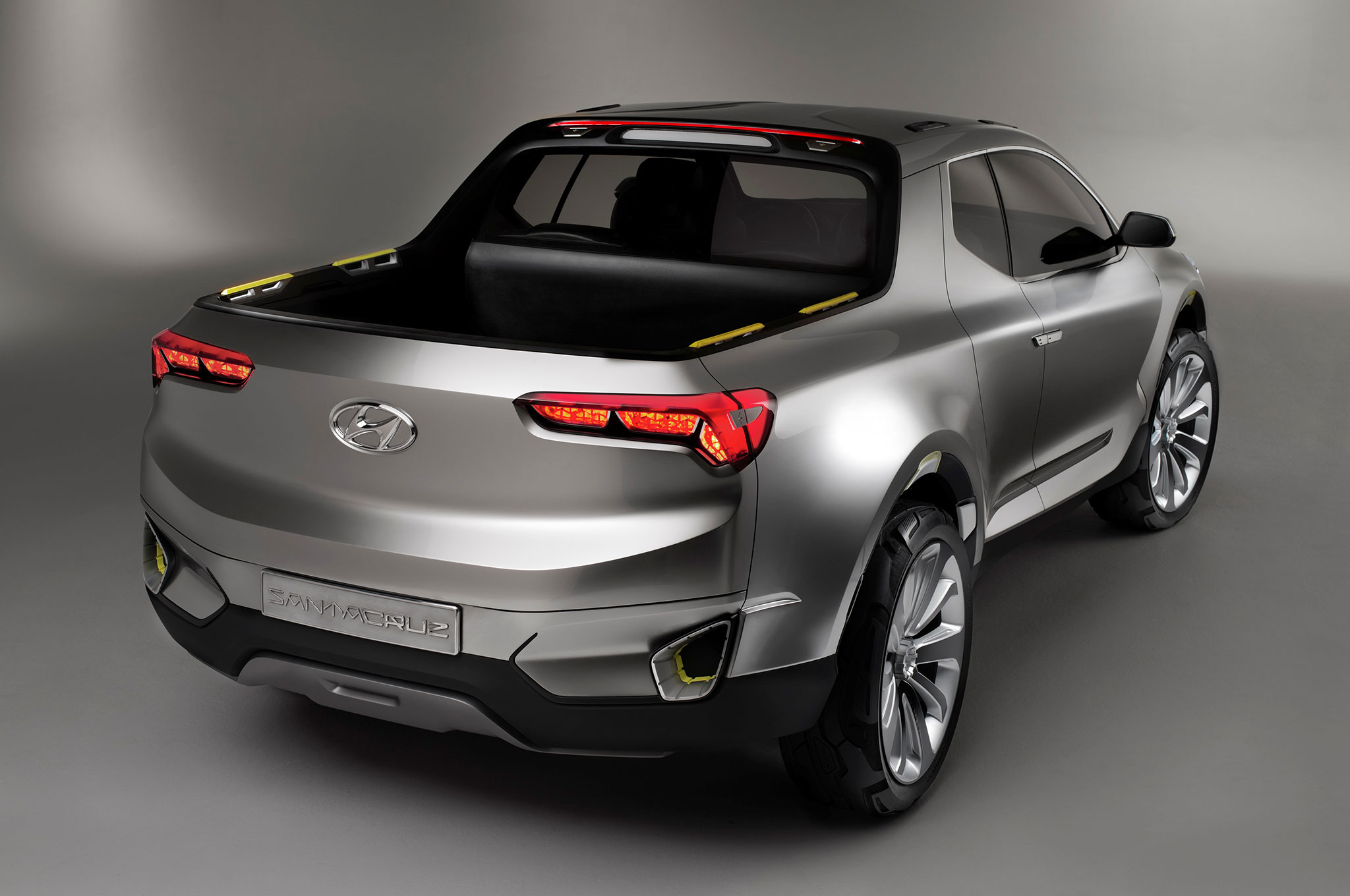Pick Up Hyundai 2017 >> Hyundai The Santa Cruz Pickup Truck Will Arrive As Soon As