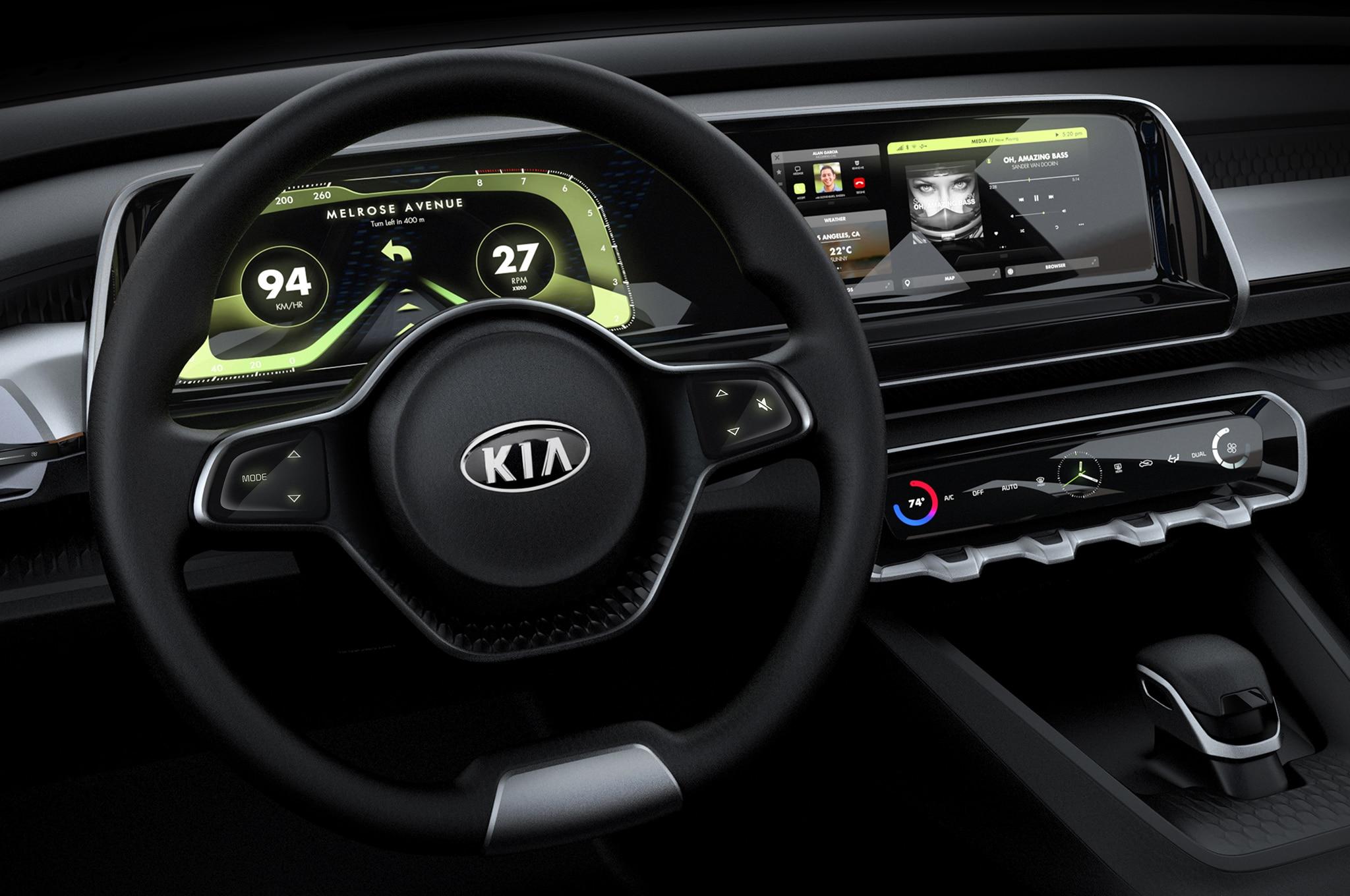 Kia Telluride Concept Reportedly Gets A Green Light Automobile