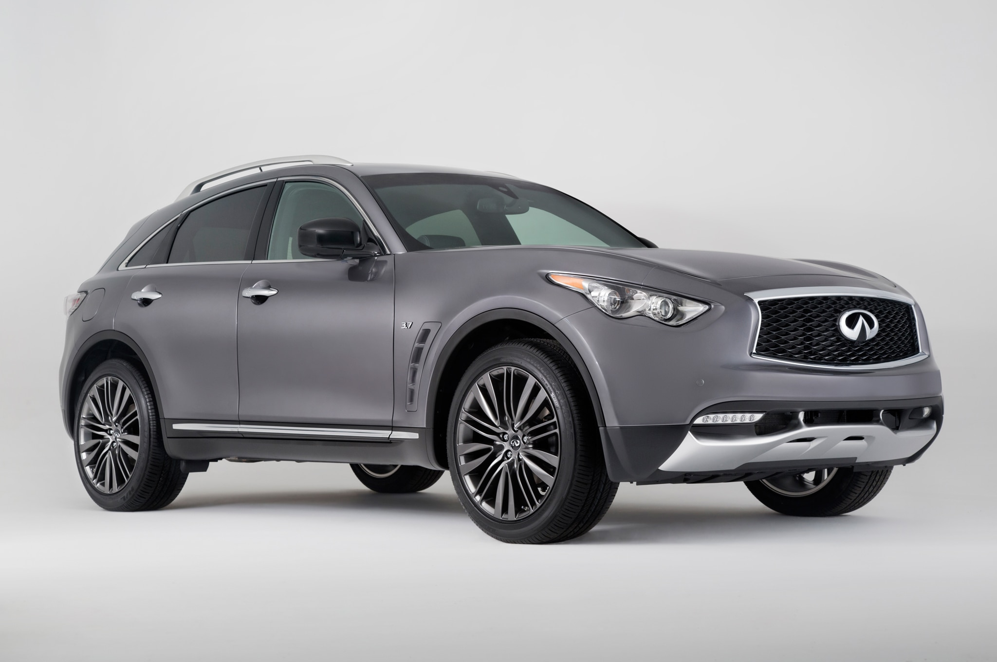 Infiniti Qx70 Discontinued For 2018 Automobile Magazine