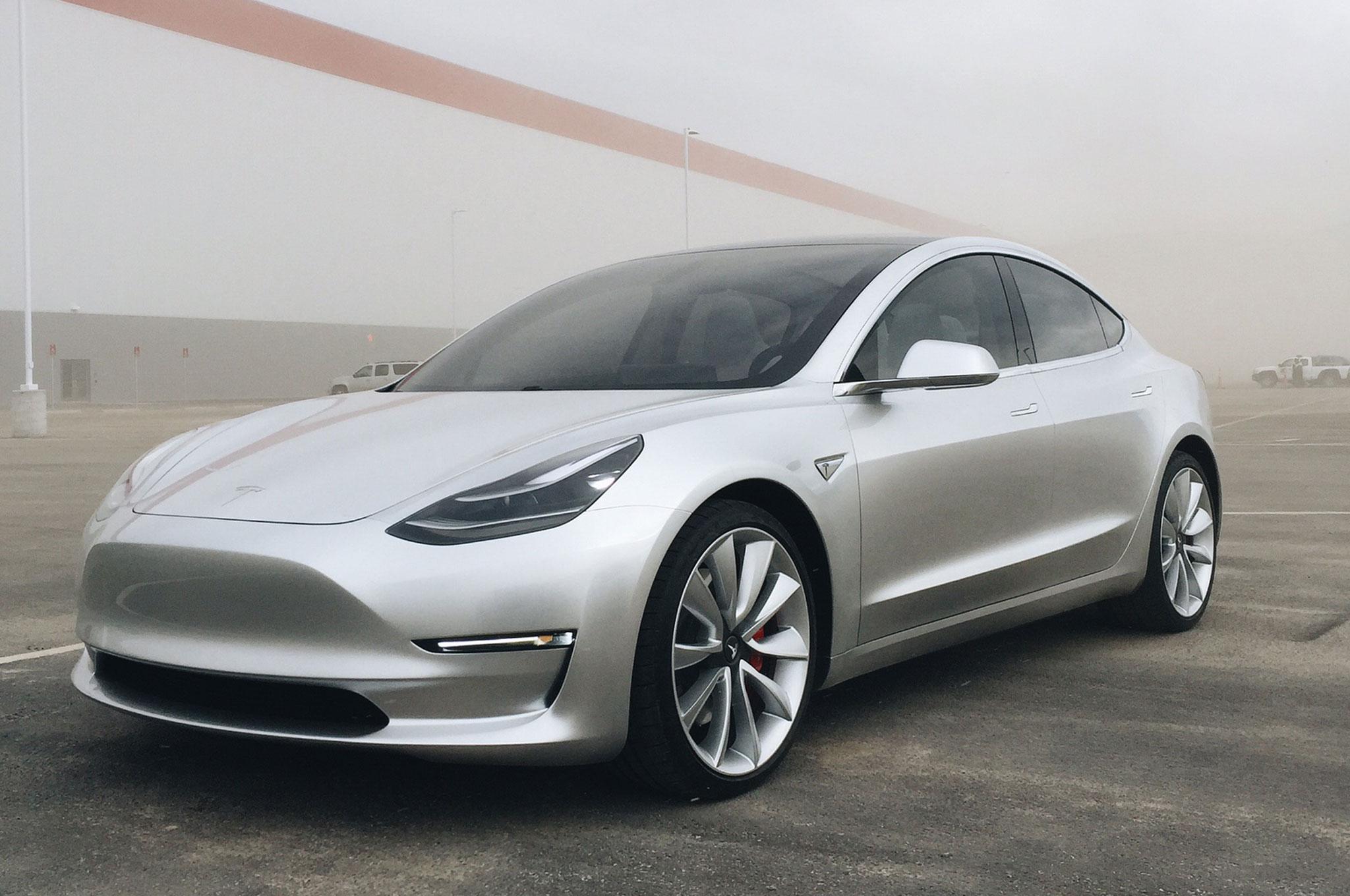 Quick Take: Tesla Model 3 Performance AWD | Automobile ...