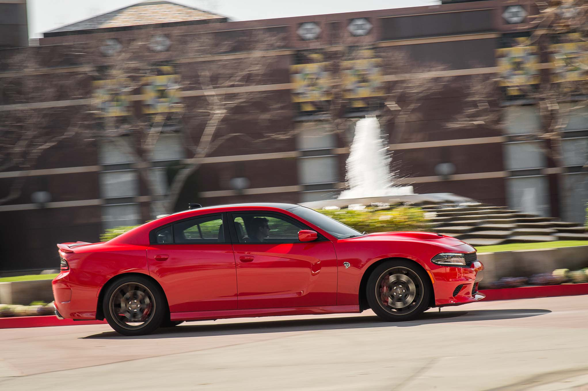 2019 Dodge Charger Srt Hellcat Receives New Grille Automobile Magazine