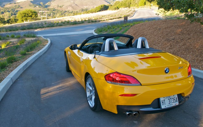 End of BMW Z4 Production Paves Way for Toyota-BMW Joint Sports Car