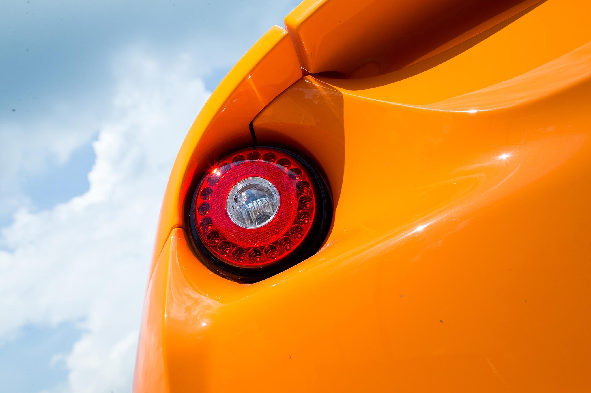 2017 Lotus Evora 400 Tail Lamp