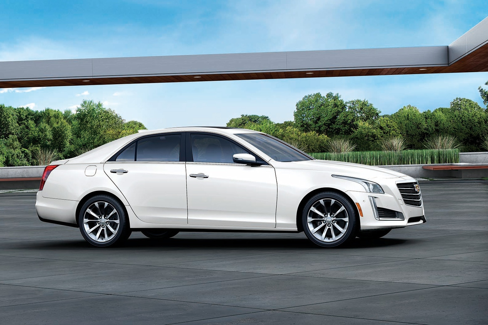Cadillac CT5 to Succeed the ATS, CTS, and XTS Sedans ...