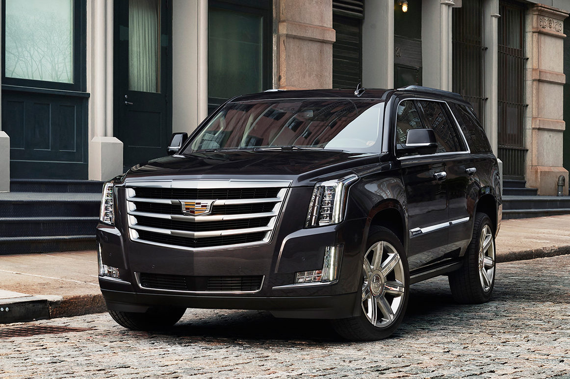 hey look it's the 2021 cadillac escalade maybe