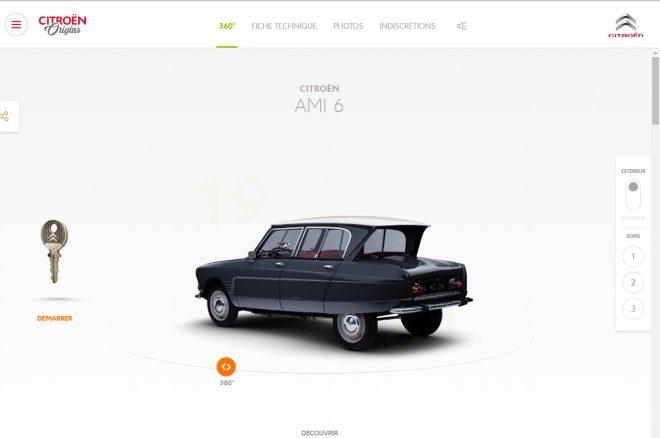 Virtual Citroen Origins Museum is Awash in French Car-Geek Gold