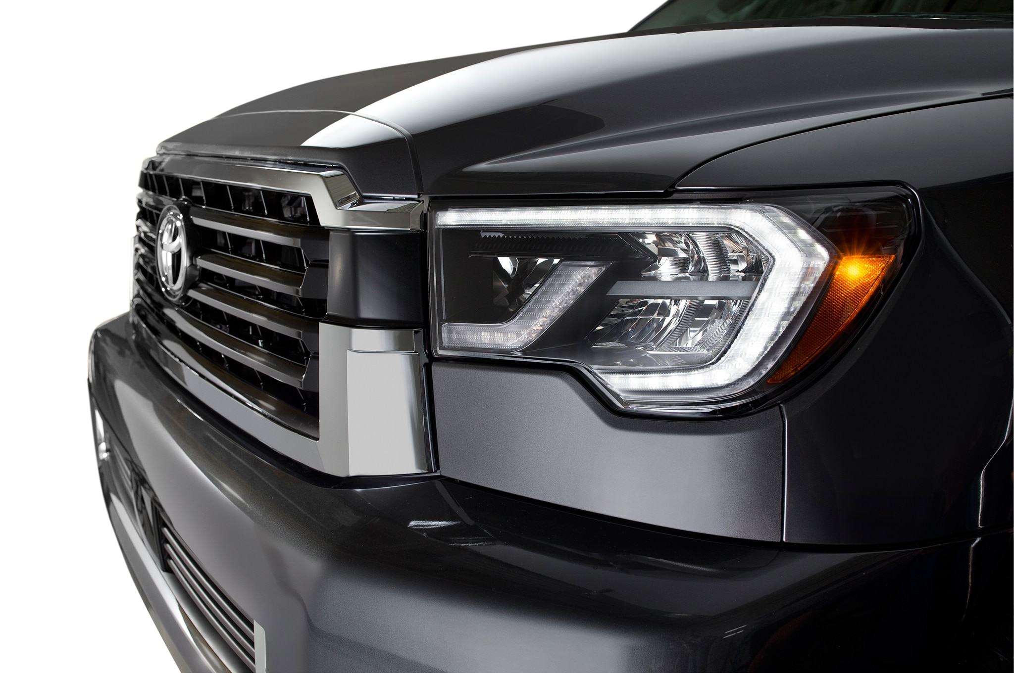 2018 Toyota Sequoia TRD Sport Front End
