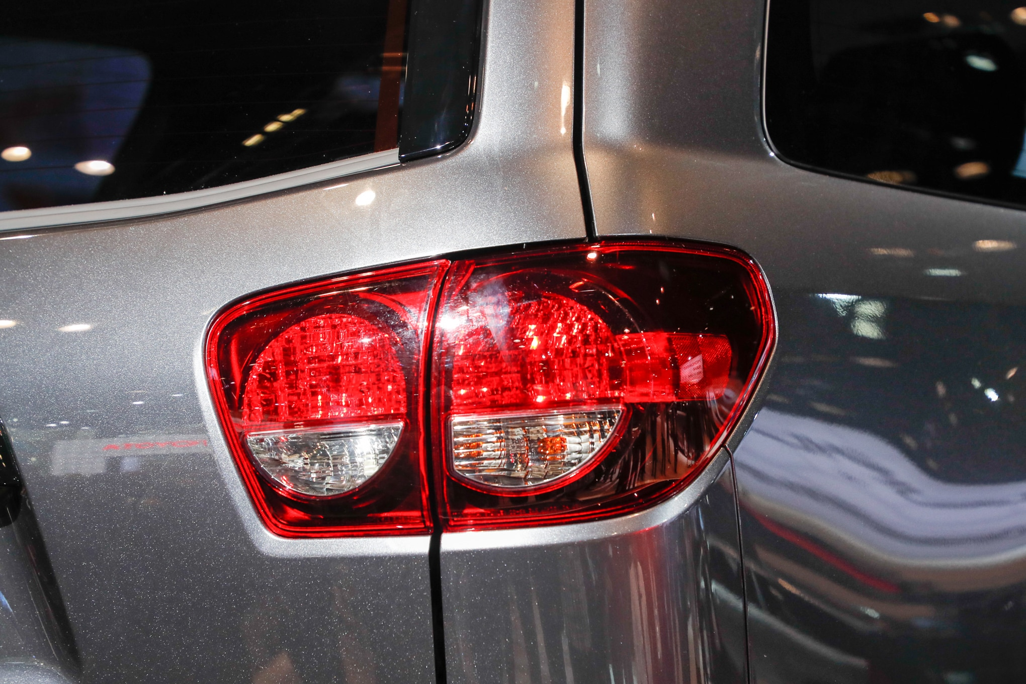 2018 Toyota Sequoia TRD Sport Taillight