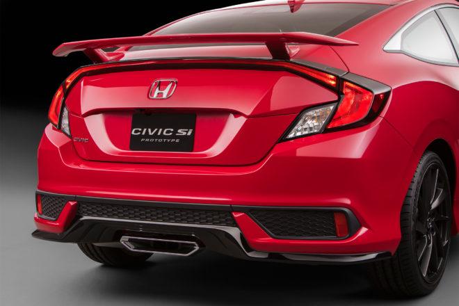 Honda Civic Si Torque Specs Accidentally Leaked