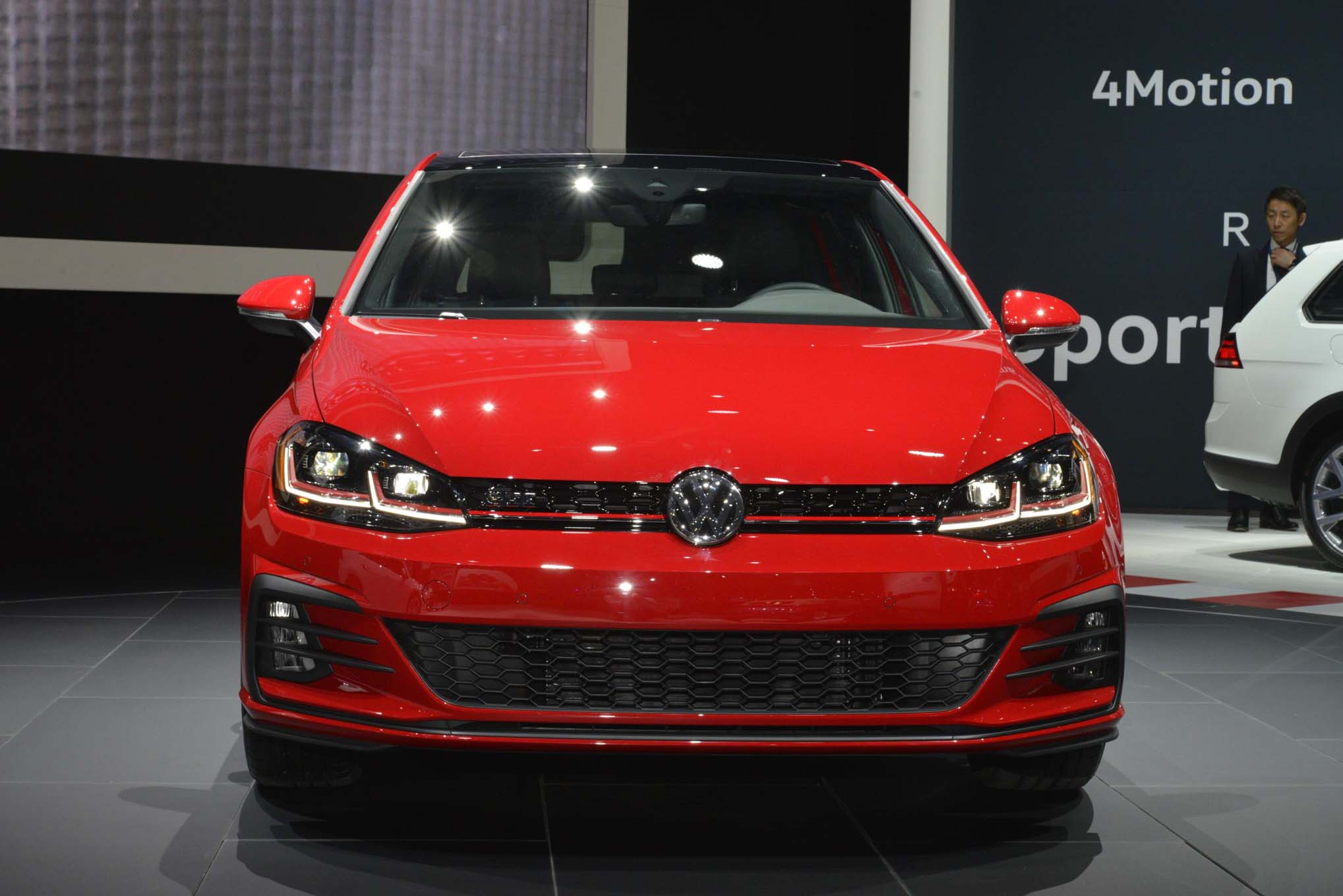 Eighth Gen Volkswagen Golf To Begin Production Summer Of 2019