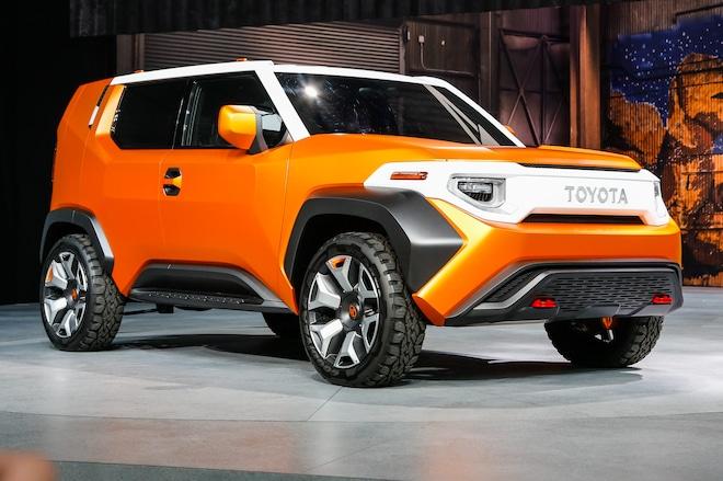 Toyota FT 4X Concept Front Three Quarter 02 1 E1492010437652