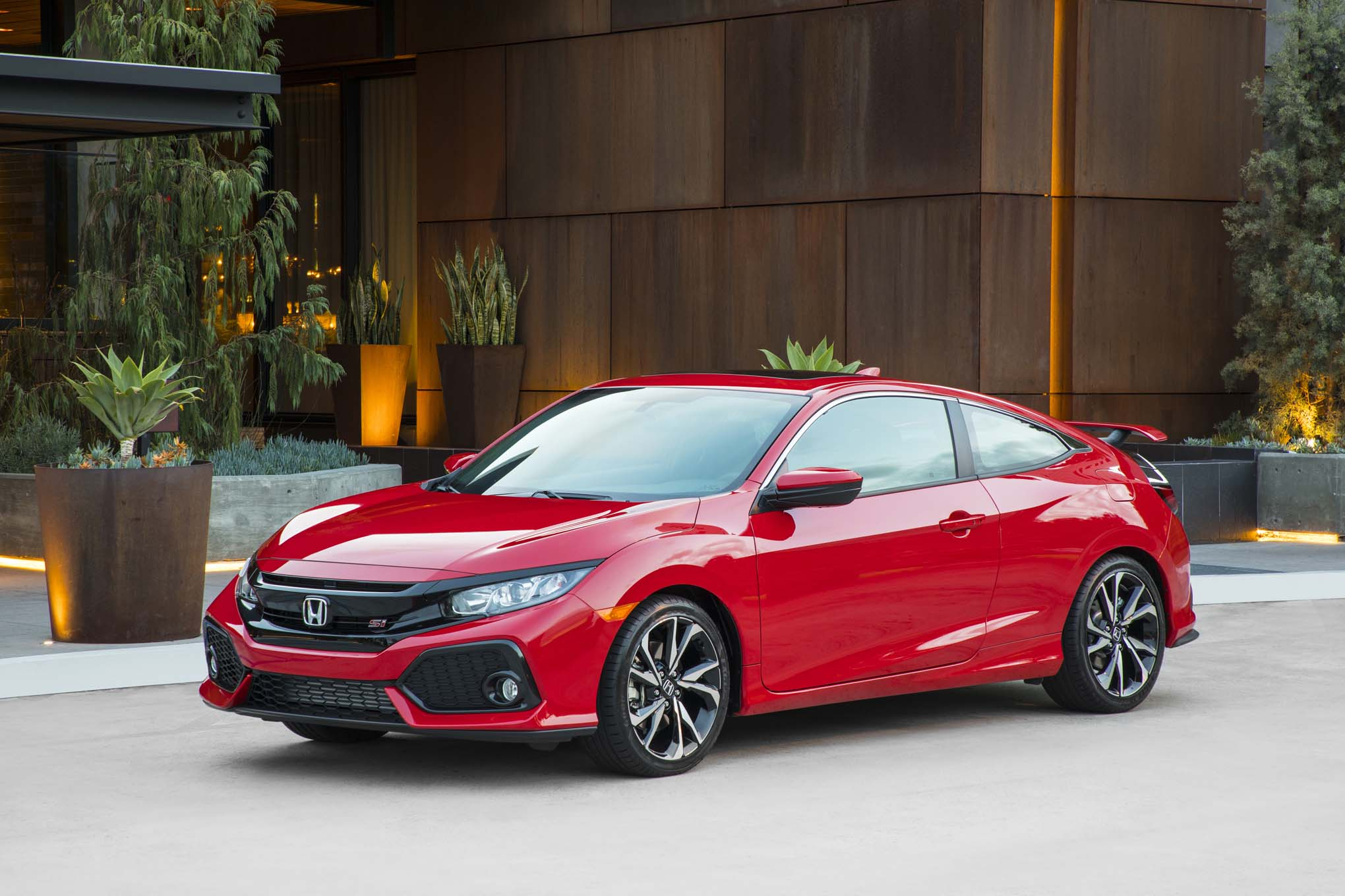 2017 Civic Si Specs >> Honda Limited 2017 Civic Si Power to Increase Engine ...