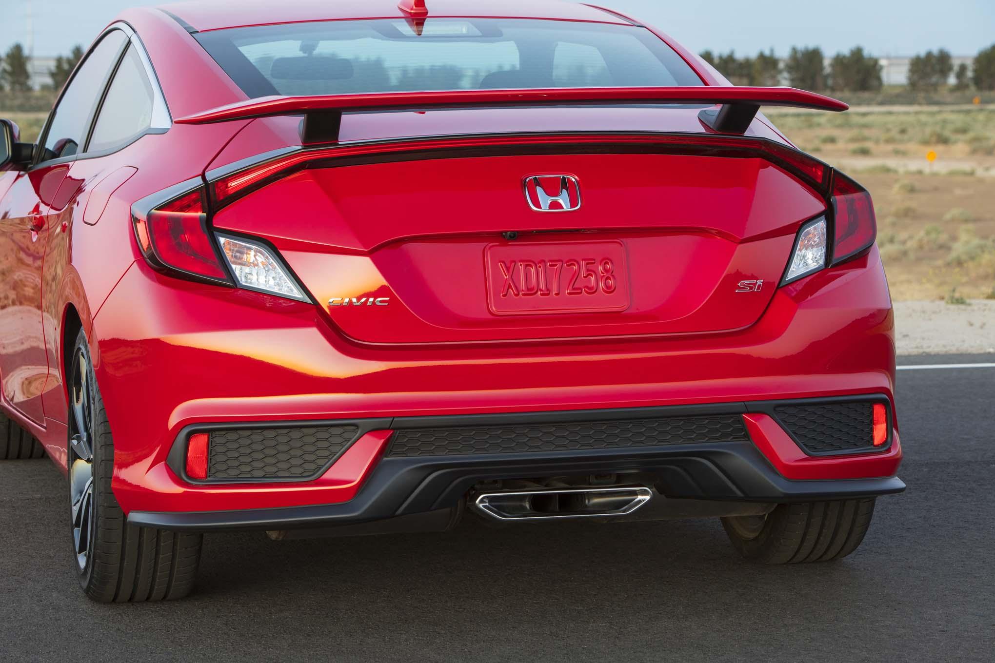 Honda Limited 2017 Civic Si Power To Increase Engine Longevity