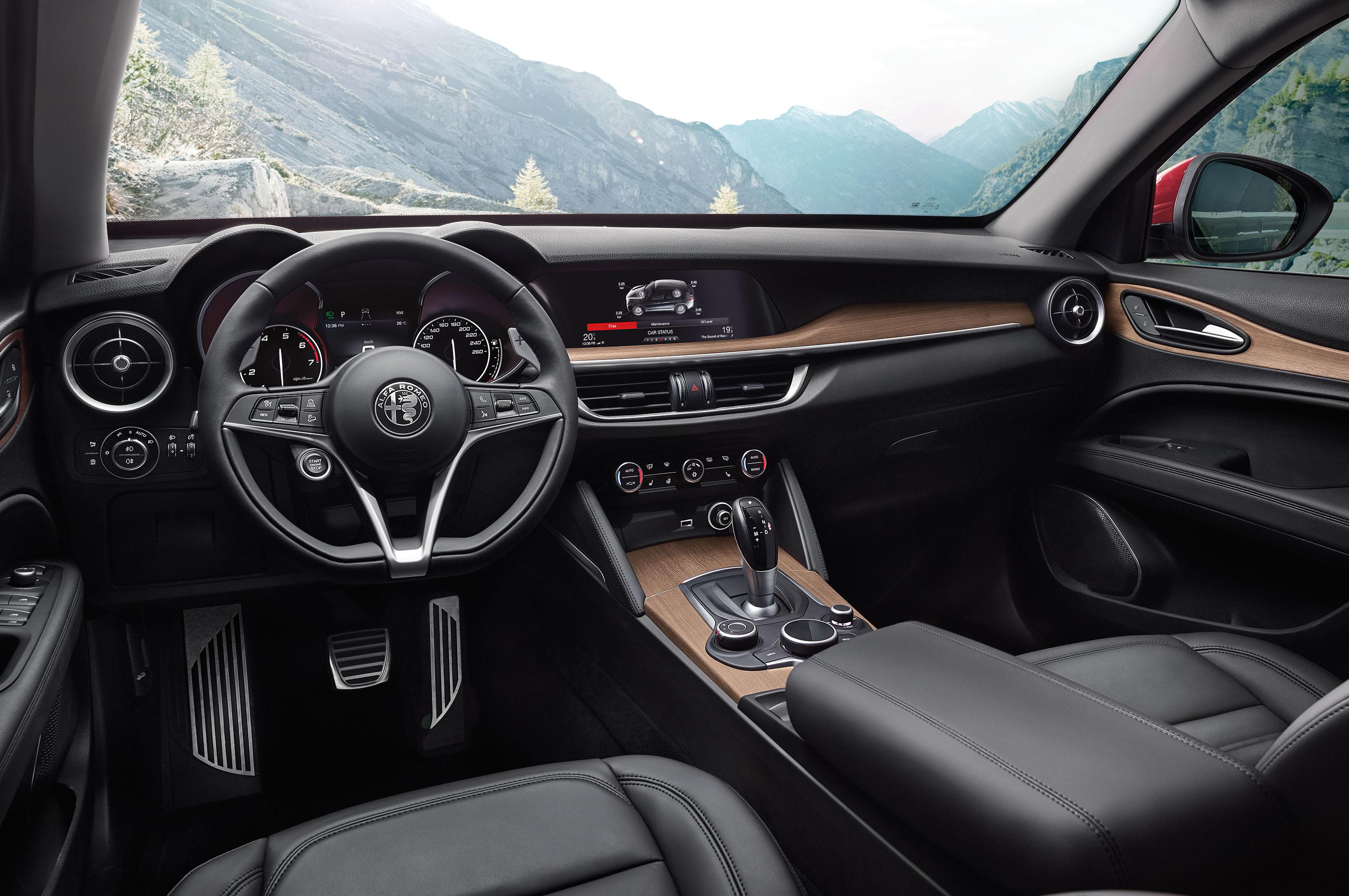 Own A 2018 Alfa Romeo Stelvio For 42 990 Automobile Magazine