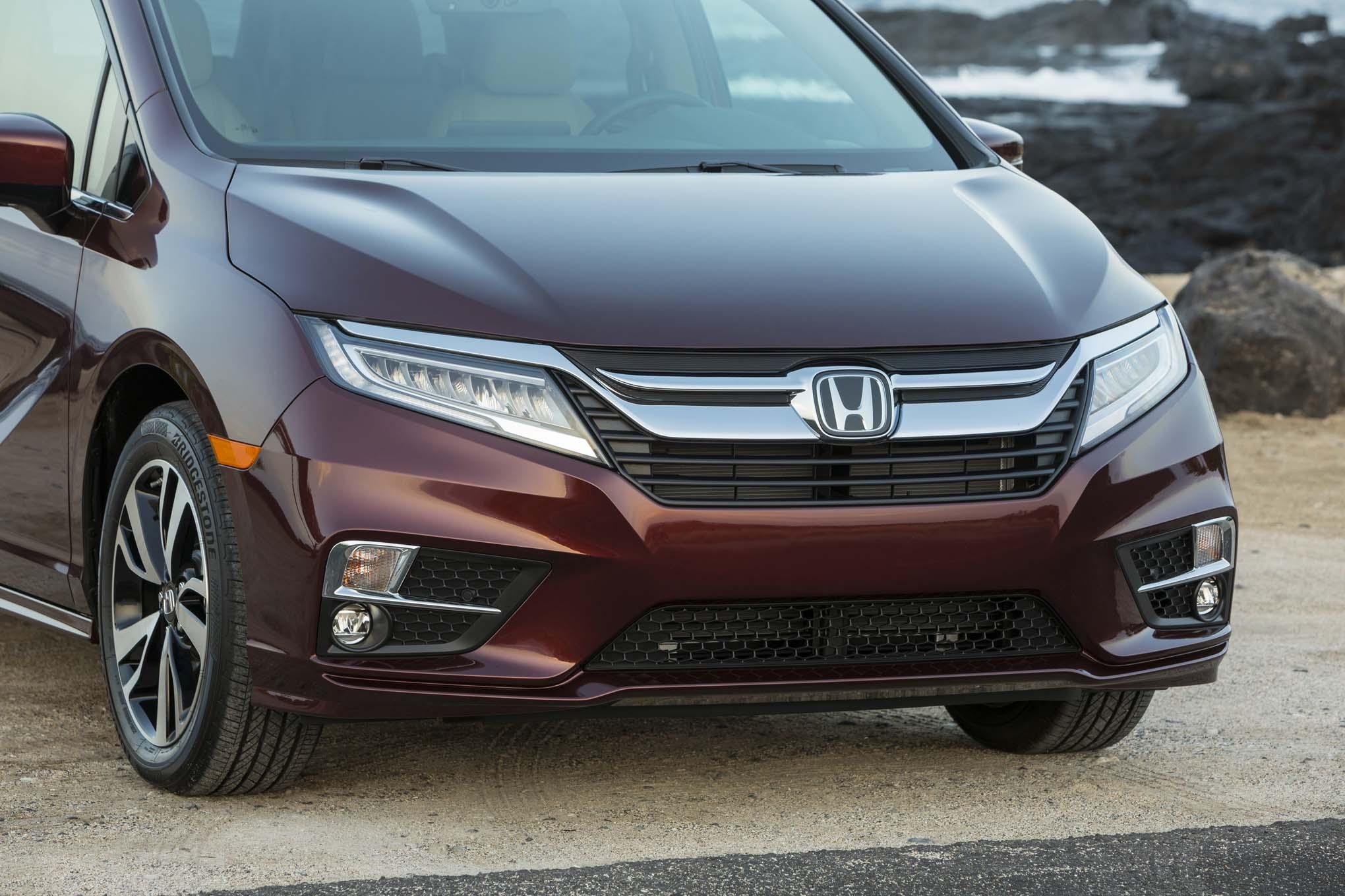 2019 Honda Odyssey Arrives at $31,065 | Automobile Magazine