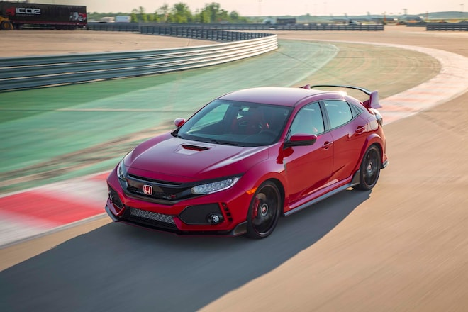 Honda Civic Type R Gets Small Price Hike For 2018