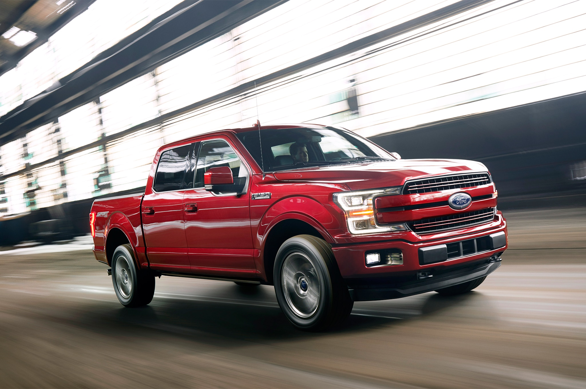 New 3.3-Liter, Twin-Turbo V-6 Powering 2018 Ford F-150 ...