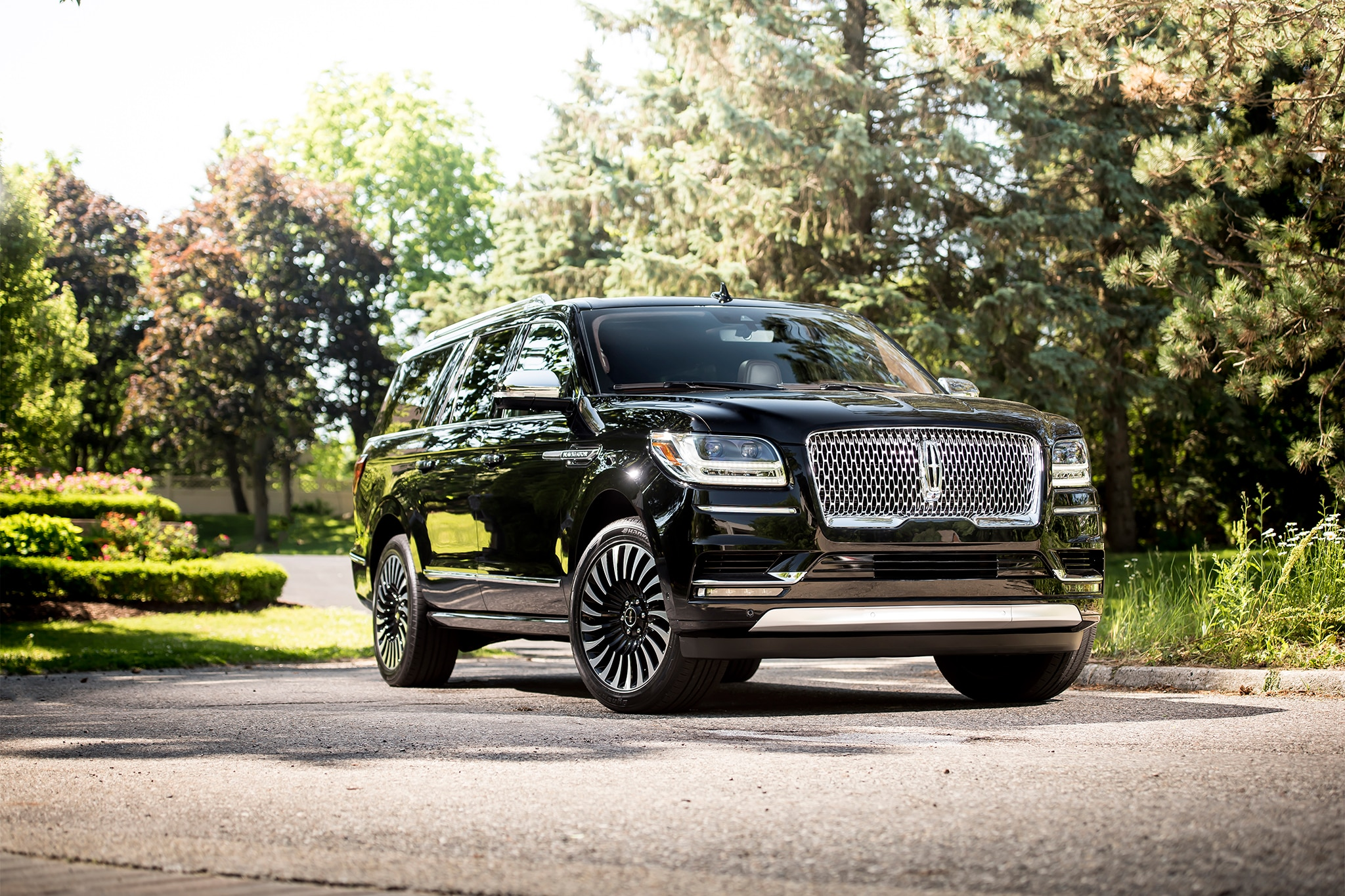 First Drive 2018 Lincoln Navigator Reserve Automobile Magazine