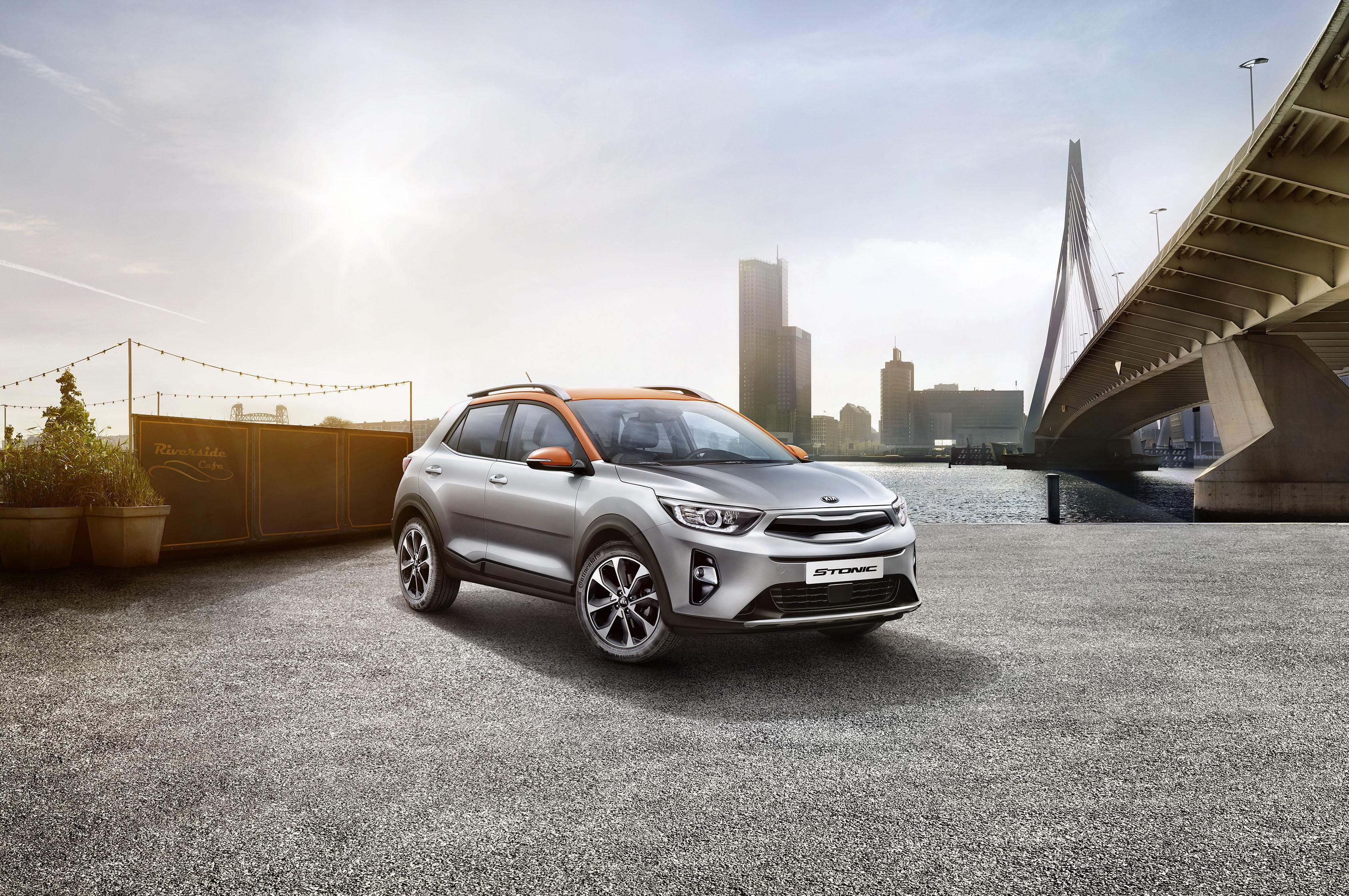 Kia Stonic Debuts For Europe Automobile Magazine Motor Satria 120 R 1 13