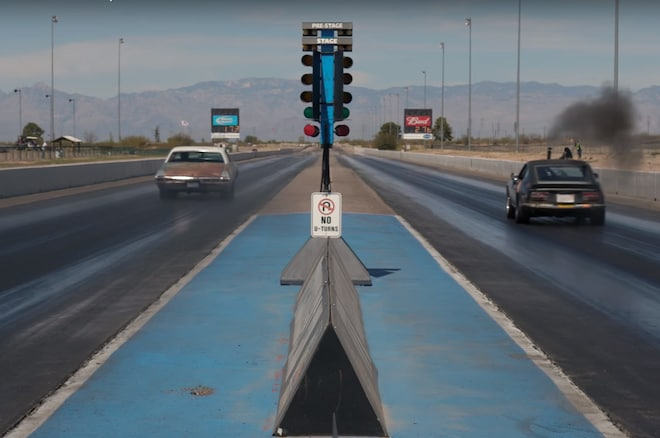 Watch Roadkill Pit a Blown Impala Against the Turbo Rotsun