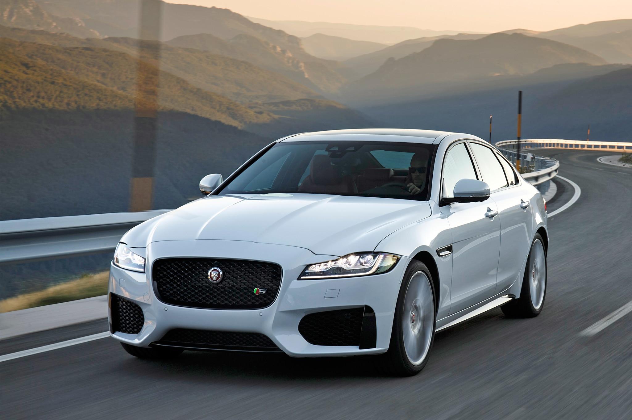 2019 Jaguar XF Adds Limited Edition 300 Sport Model | Automobile