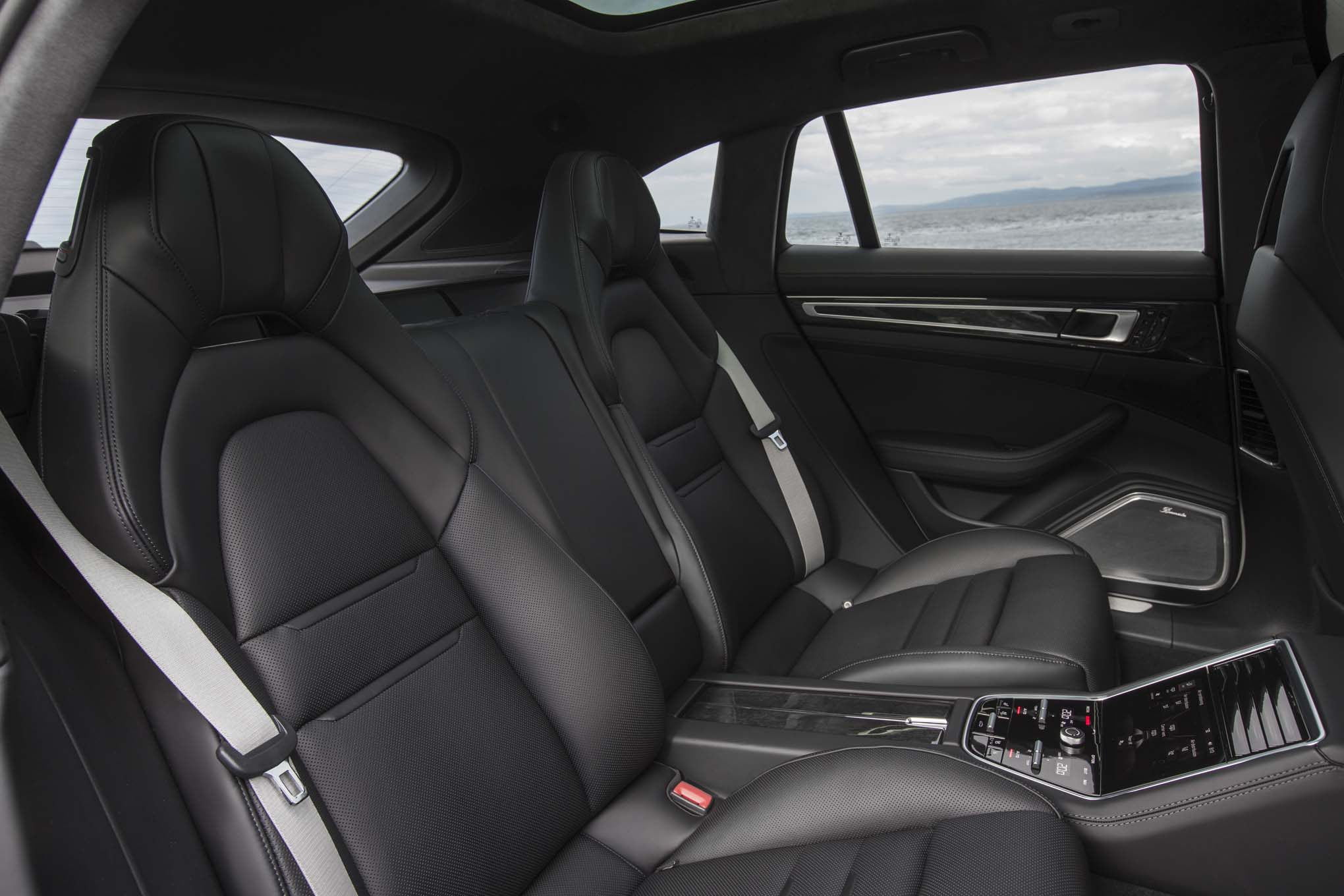 Porsche Panamera Sport Turismo Production Starts