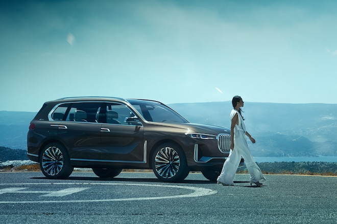 bmw may offer x8 suv as sporty range rover fighter automobile magazine