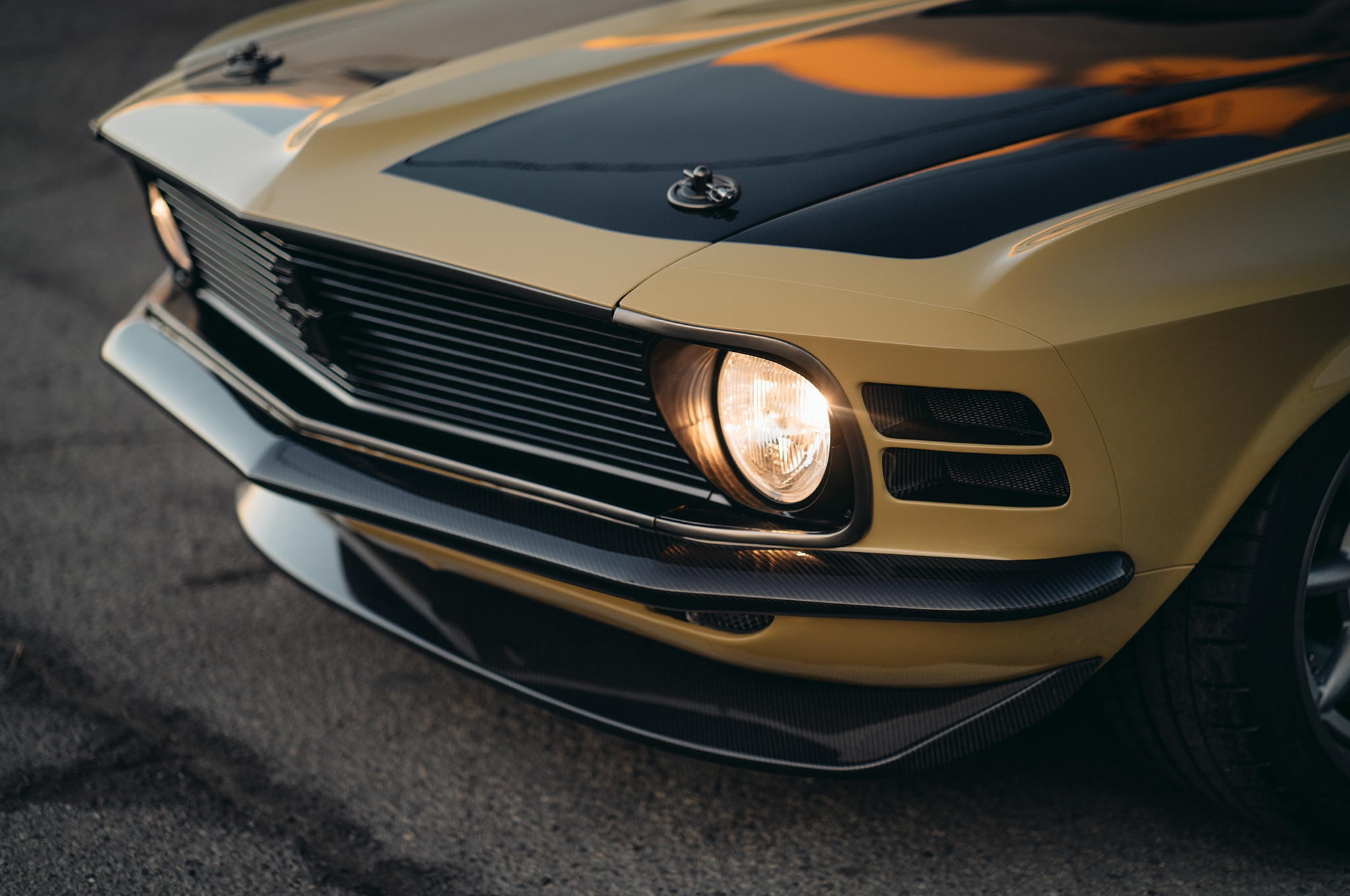 Speedkore Customizes A 1970 Ford Mustang Boss For Robert Downey Jr 302 Show More