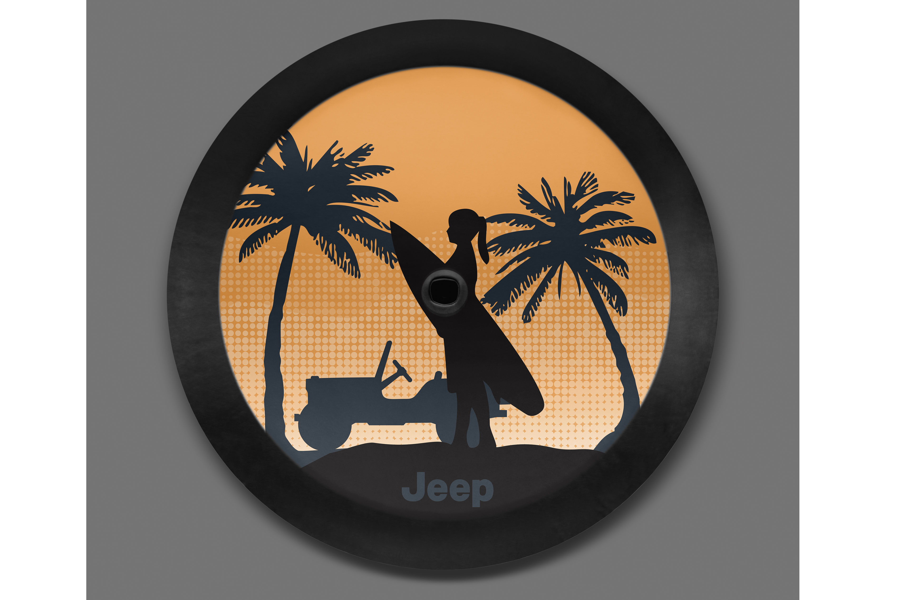 2018 Jeep Wrangler Mopar Moab Silhouette
