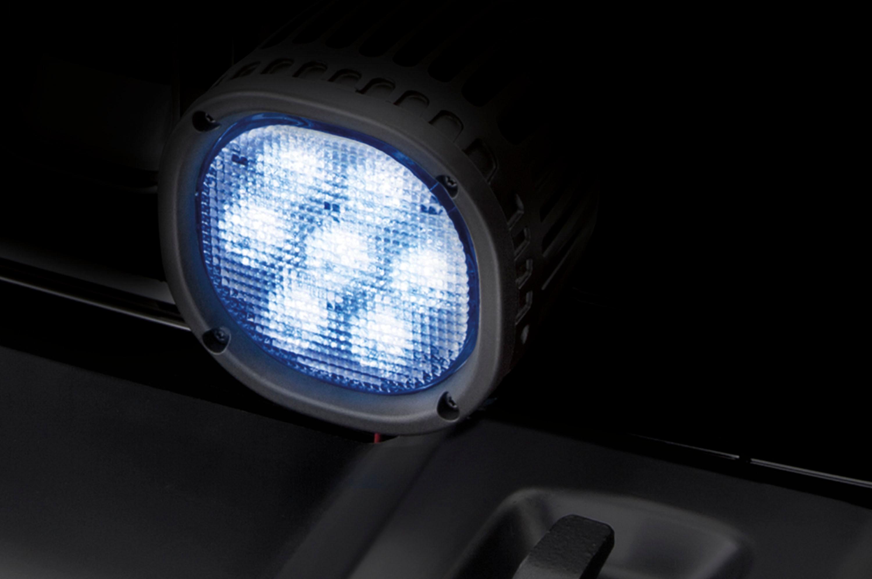 2018 Jeep Wrangler Mopar Lights