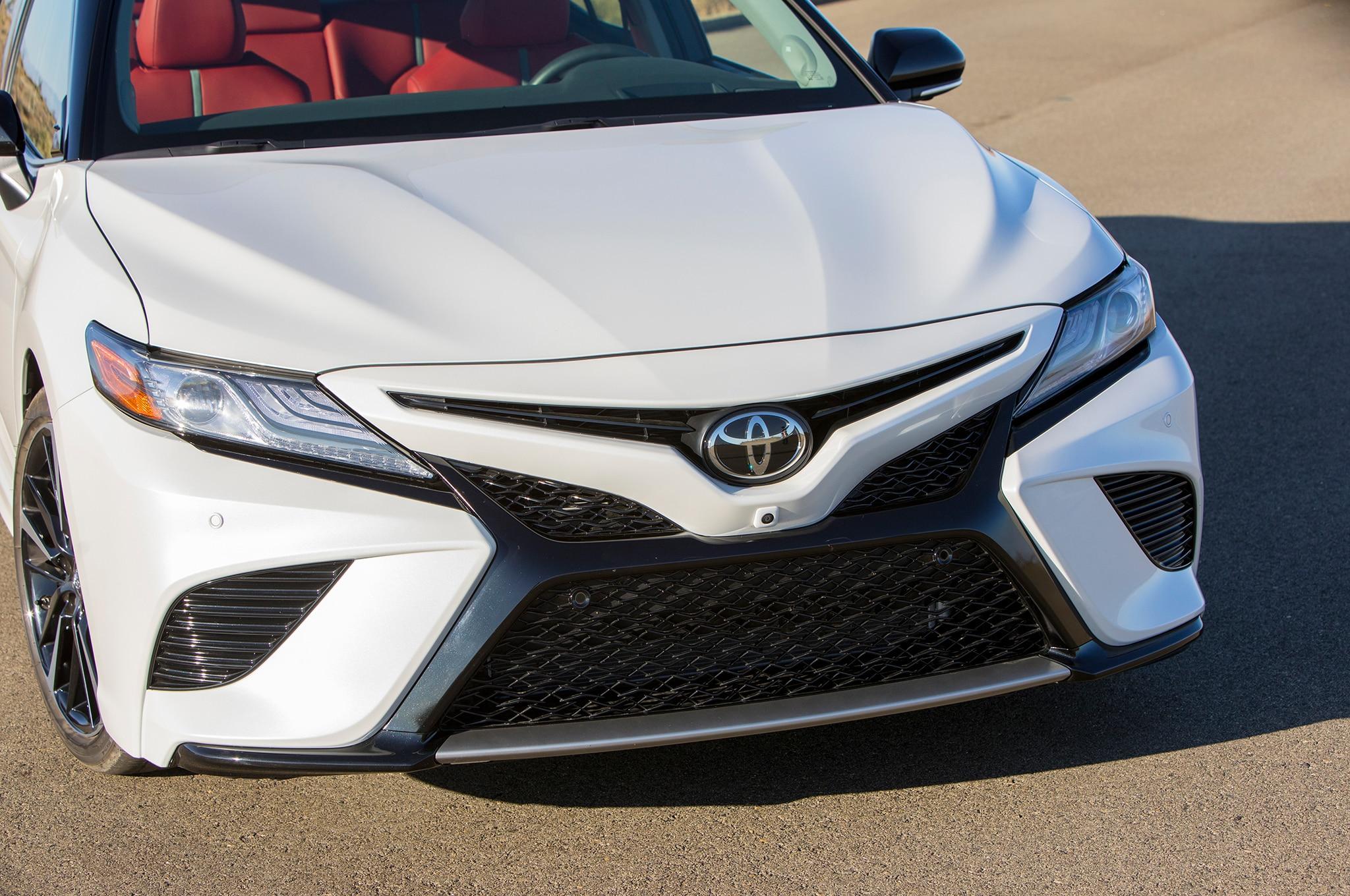 2017 Camry Xse >> 2019 Toyota Camry Hybrid Set for Europe | Automobile Magazine