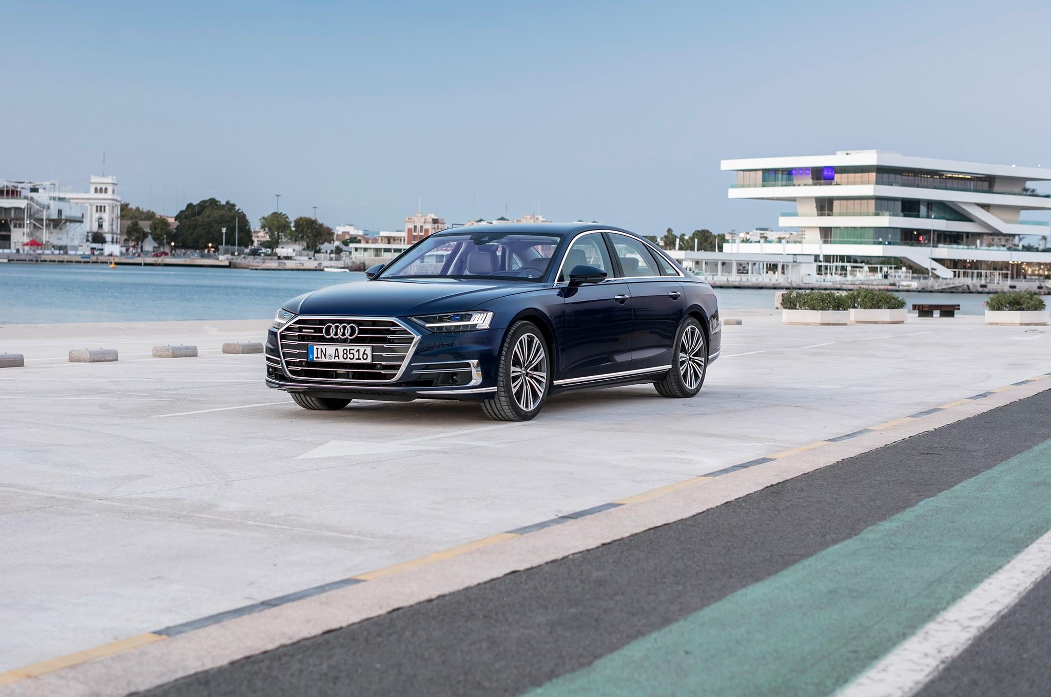 2019 Audi A8 Costs 84 795 To Start Automobile Magazine