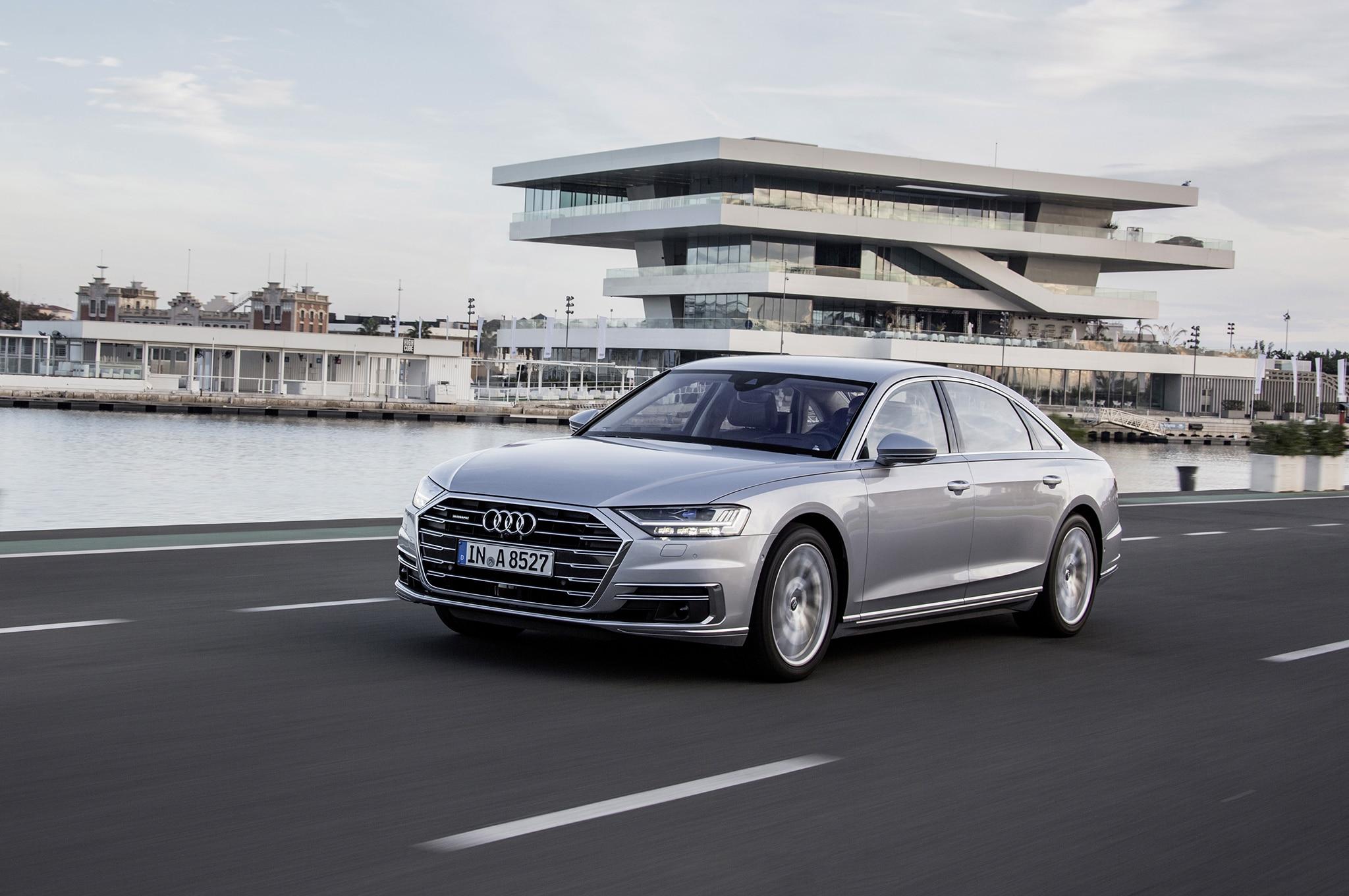 First Drive: 2019 Audi A8L | Automobile Magazine