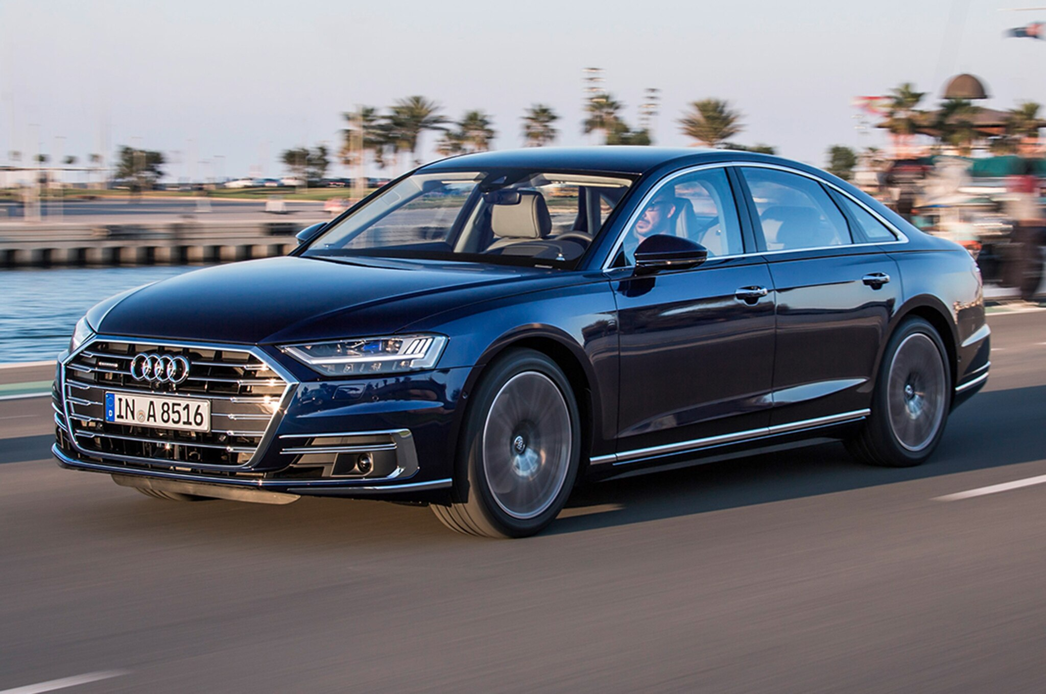 2019 Audi A8 Costs 84795 To Start Automobile Magazine