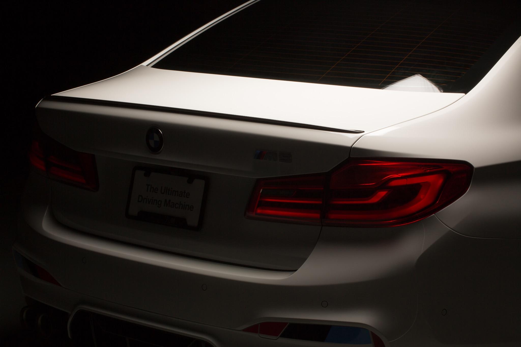 BMW M5 Performance Parts 10