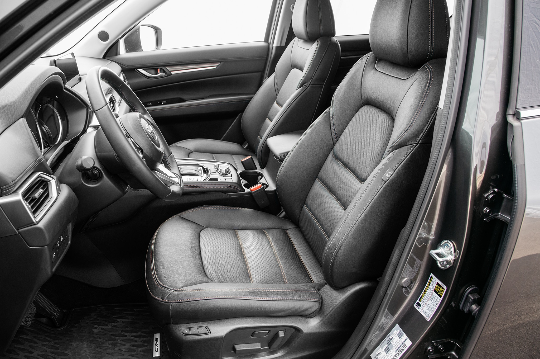 2018 Mazda CX 5 Gets Cylinder Deactivation