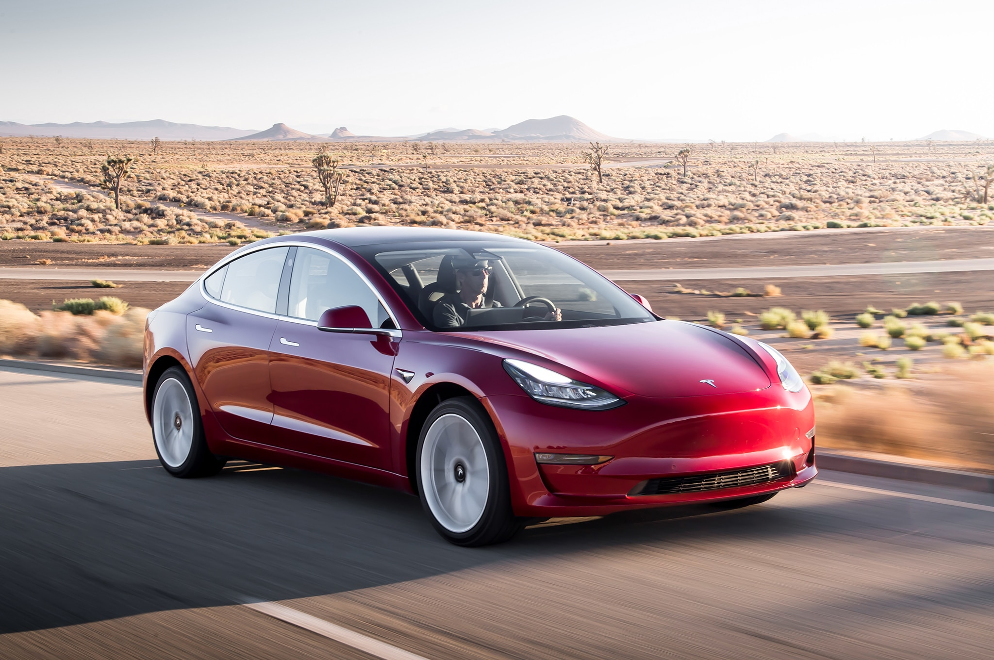 Tesla Model 3 Ready To Take Over Europe