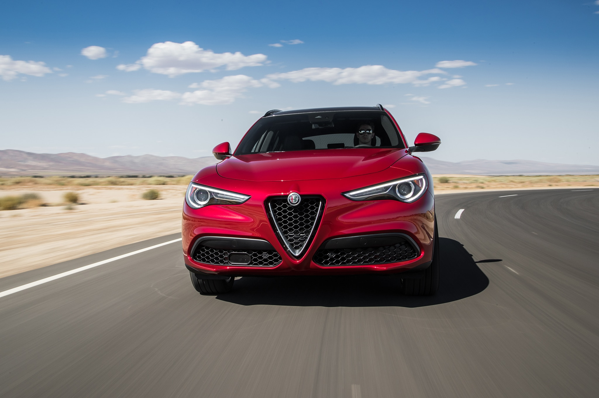 Larger Alfa Romeo SUV Is Reportedly In The Works