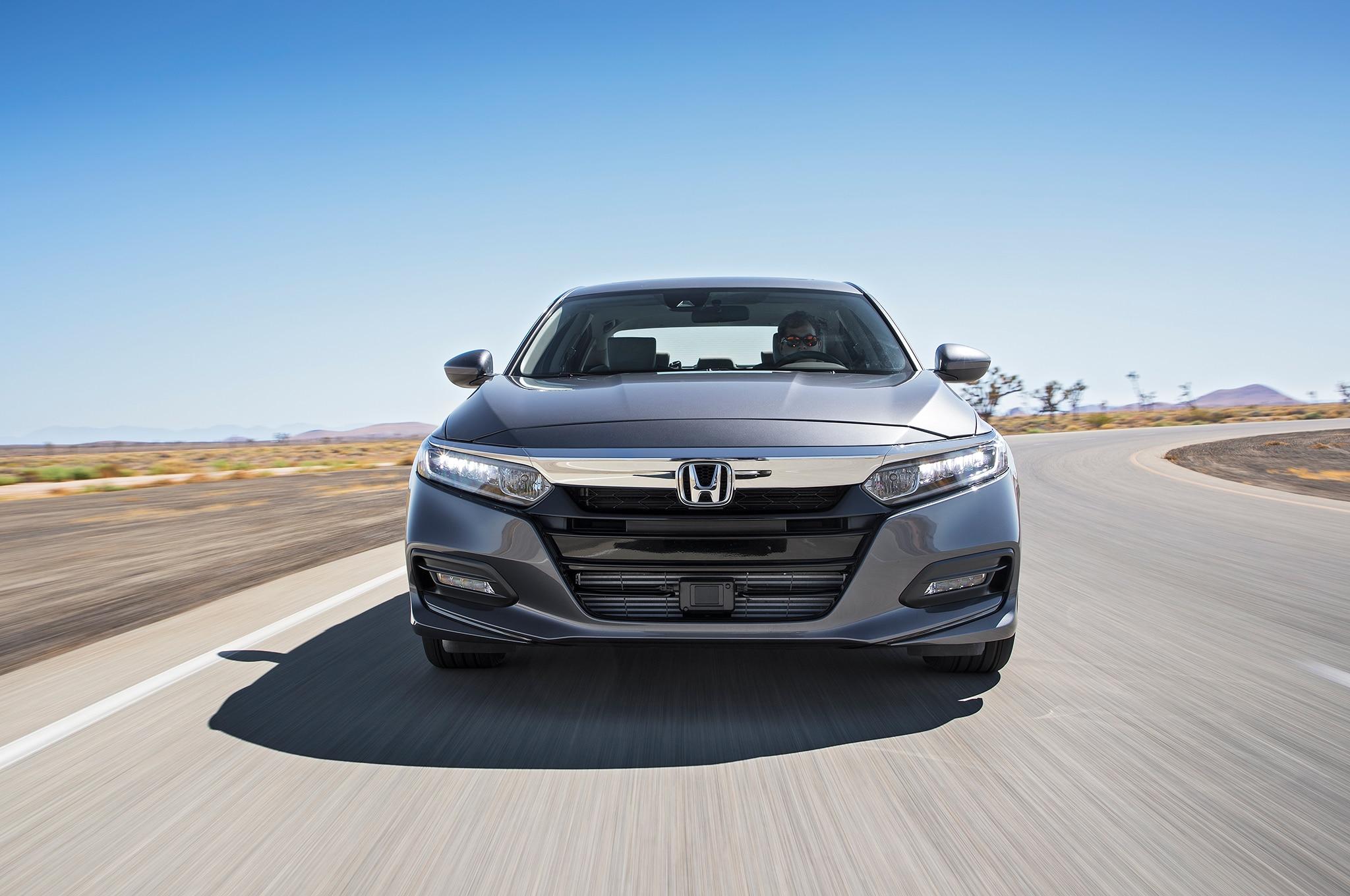 2018 Honda Civic Type R Specs >> 2018 Honda Accord 2.0T Gets a Civic Type R-Like Power ...