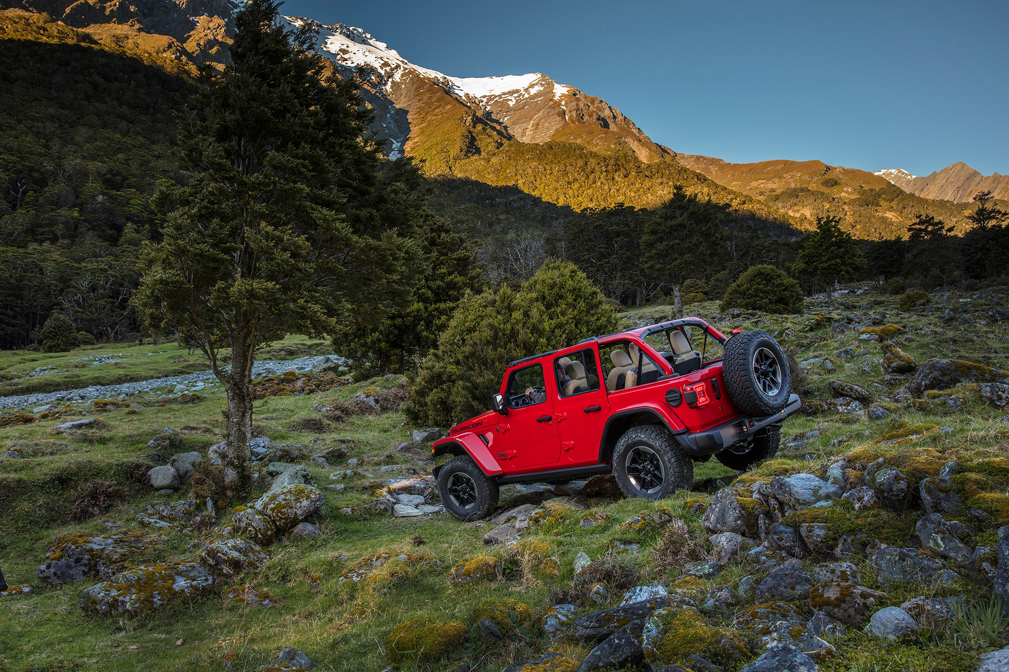 2018 Jeep Wrangler Rubicon First Drive Review   Automobile